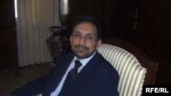 Ahmad Zia Mas'ud (file photo)
