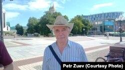 Petar Zujev dočekao je svoj 75. rođendan dok je služio kaznu 15-dnevnog administrativnog pritvora.