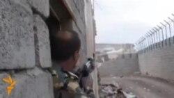 مواجهات في كركوك بين مسلحين وقوات امنية