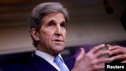 U.S. climate change envoy John Kerry
