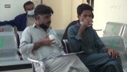 صدها کارگر پاکستانی از طریق افغانستان به خلیج میروند