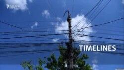 Timelines. Вторая неделя июля