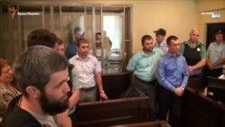 Ростов-Дондагы мәхкәмә 4 кырымтатарны иректән мәхрүм итте