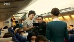 В Узбекистане сняли первый фильм-катастрофу