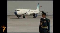 В Бишкек прибыли президенты Ирана и Афганистана