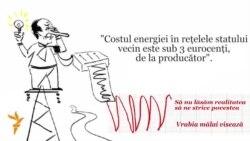 Premierul Streleţ idealizează prețul curentului electric din România