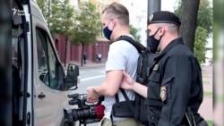 «Це війна»: переслідування журналістів за професійну діяльність у Білорусі (відео)