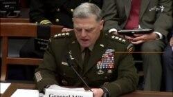 نظامیان ارشد امریکا سقوط اردو و دولت افغانستان را محتمل میدانستند