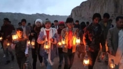 Light Show Pays Tribute To Bamiyan Buddhas Destroyed By Taliban 20 Years Ago