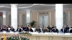 Мулоқоти ҷонибҳои Тоҷикистону Русия
