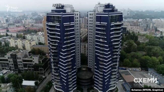 Новобудова, про яку йдеться – ЖК Alter Ego, 24-поверховий комплекс бізнес-класу на Печерську