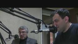 Eldar Namazov Azadlıq Radiosunda