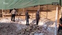 Хивадаги обиданинг вайрон қилиниши юзасидан жиноят иши очилди