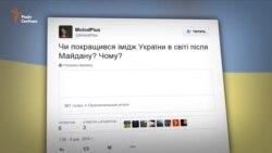 Із чим іноземці асоціюють Україну? (Твіттер-опитування)