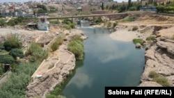 Zacho, râul Khabur