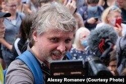 Алексей Романов, журналист, видеоблогер
