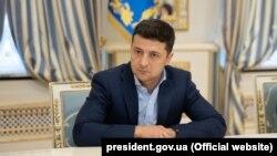 Украинанын президенти Владимир Зеленский.