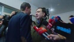 Украинский путь Саакашвили: от главы области до изгнанника (видео)