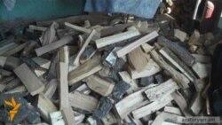 Լոռիում բնակարանները փայտով կջեռուցեն