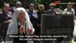 Акмәчеттә кырымтатарларнытоткарлаулардан соң ВеджиеКашка вафат булды
