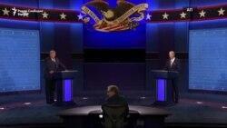 Од дебатата - Трамп и Бајден за коронавирусот