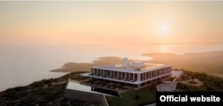 The Six Senses Kaplankaya resort where Slutsky's wife and daughter appear to have spent a significant amount of time since 2019.