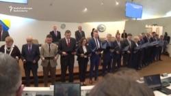 Bosnian Parliament Breaks 14-Month Impasse, OKs Government