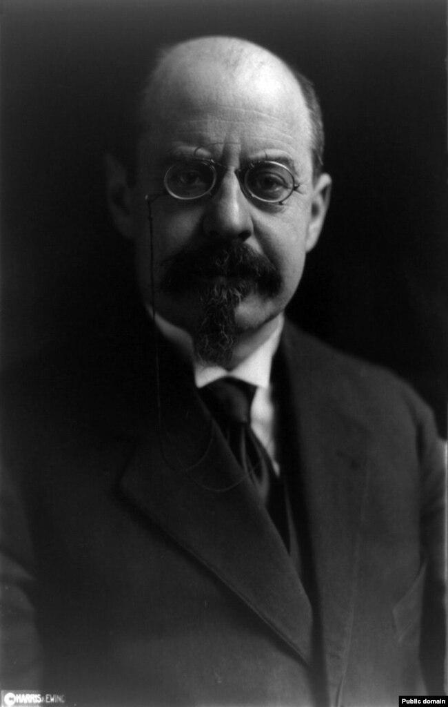 Émile Vandervelde, lider socialist belgian
