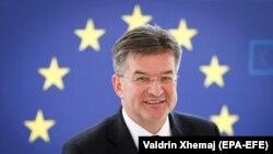 специјалниот претставник на ЕУ за дијалогот Белград-Приштина, Мирослав Лајчак