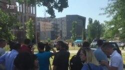 Nisin gërmimet për varrezën e dyshuar në kampusin e UP-së