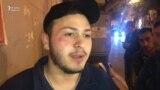 Aksiya iştirakçısı Rahim Yaqubluhəm aksiya zamanı, həm də polis bölməsində zorakılıqla üzləşdiyini deyir.