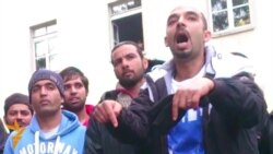 Violence Shakes German Refugee Consensus