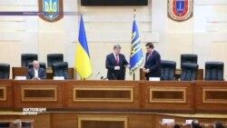 Одесский гладиатор Саакашвили