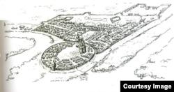 Нова Січ, 1734-1775 роки