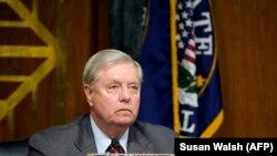 امریکايي سناتور لینډسي ګراهام