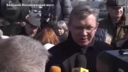 """Владимир Рыжков:"""" Все нити ведут в Чечню"""""""