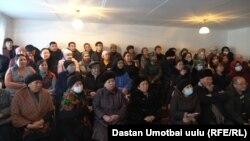 Коллектив Ошского государственного музыкального училища имени Ниязалы, 15 января 2021 г.
