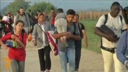 With Hungary Closed, Refugees Head To Croatia