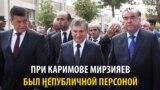 Кто такой Шавкат Мирзияев, вероятный преемник Каримова?