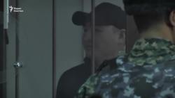 Руслан Кулекбаев на оглашении приговора