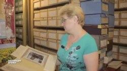 Одесский архив – в огромных трещинах и держится на подпорках