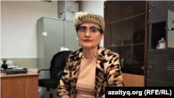 Адвокат Турсын Толегенова