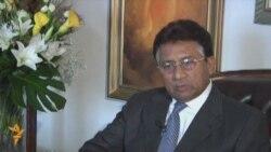 RFE/RL Interview: Pervez Musharraf, Excerpt 1