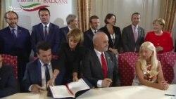 Во Трст потпишан договор за економска соработка на Западен Балкан