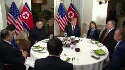 Ханойда Трамп пен Ким екінші рет кездесті