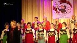На фестивале в Севастополе исполнили украинскую песню «Степом, степом» (видео)