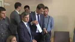 В САП очікували на більш жорсткий запобіжний захід для Омеляна – відео із зали суду