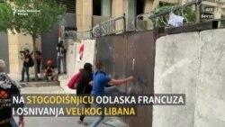 Sto godina Libana uz sukobe u Bejrutu