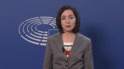 Iolanda Bădiliță în dialog cu lidera PAS Maia Sandu