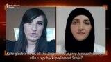 Prva poslanica sa hidžabom u Skupštini Srbije